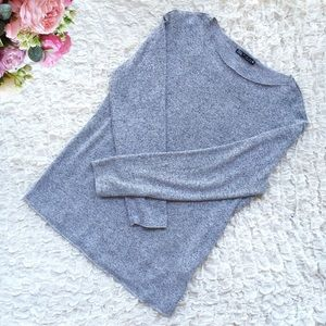 Zara Basic Lightweight Knit Sweater Size S